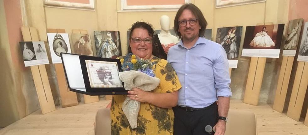 Consegnato il il Premio Contessa di Castiglione 2018.