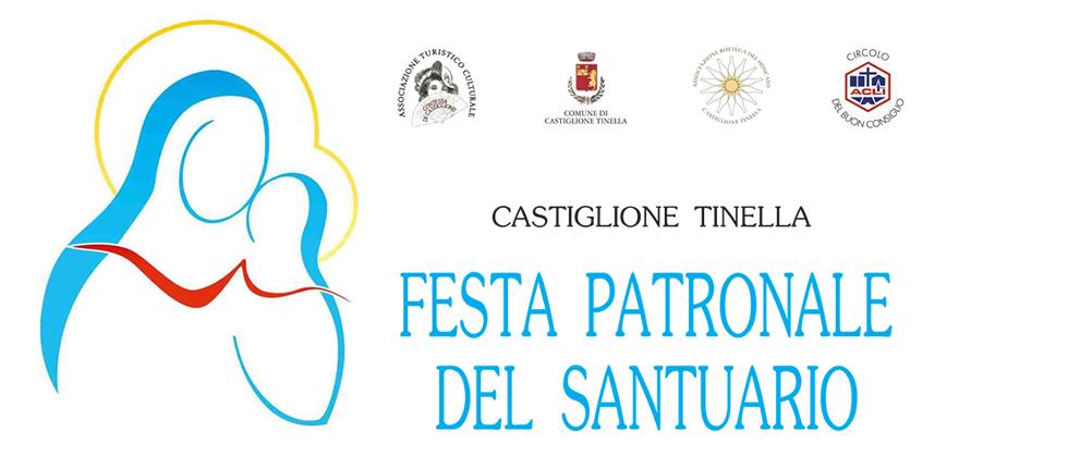 Festa al Santuario di Castiglione Tinella.