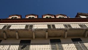 Palazzi in Via Cavour