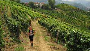 Trail del Moscato.