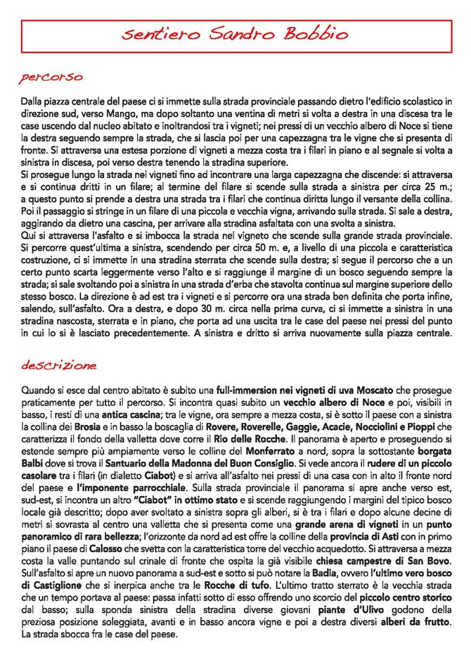 I sentieri - Pagina 6.