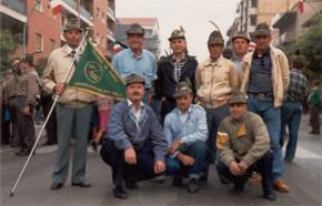 Foto del gruppo Alpini di Castiglione Tinella.