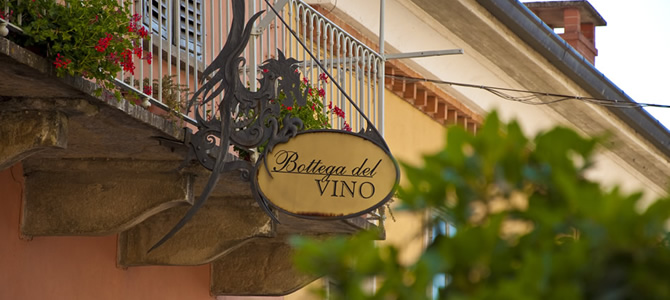 Osteria Verderame Bottega del Vino
