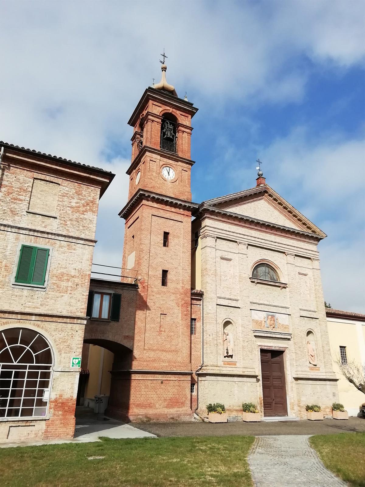 Santuario Maria Madre del Buon Consiglio.