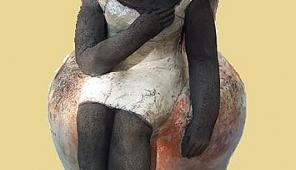 Una delle opere di Manuela Incorvaia